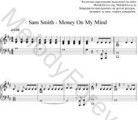 my way ноты для фортепиано