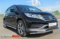 ... Honda CR-V. Защита бампера Хонда ЦРВ. Цена