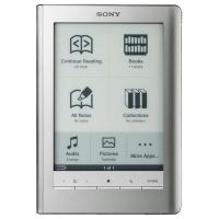 ... вид электронной книги Sony PRS-600 Touch Edition