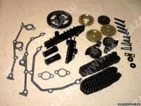 Установка фаз ГРМ (ЗМЗ 406 - 409 двигатели ...