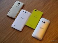 ... смартфонов от HTC, LG, Samsung и Sony / Hi-Tech.Mail.Ru