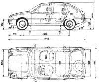 Описание модели ИЖ 2126 (2126)