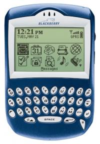 First BlackBerry Phone
