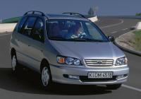 ... Toyota Picnic первого поколения, 1996–2001