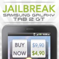 Jailbreak Samsung Galaxy Tab 2 GT – P3100