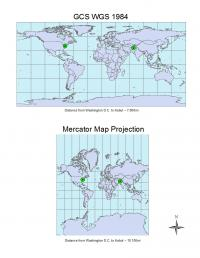 5: Projections in ArcGIS