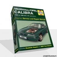 Opel Calibra Service Manual Haynes.