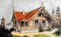 ... века, построенная в русском стиле
