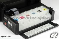 Максимальное расширение печати Epson L800 ...