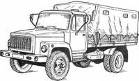 На шасси автомобилей ГАЗ-3307 и ГАЗ-3309 ...