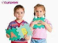 КАК ПОМОЧЬ ДЕТЯМ ВЫУЧИТЬ ВСЕ БУКВЫ</p> <p>Малыши уже в 1,5 — 2 года, даже если они еще не умеют говорить, вполне способны запомнить все буквы. Но учиться нужно правильно, скорее даже не учиться, а играть.<br /> Маленьких детей нельзя учить, как в школе, с ними нужно только играть в полезные игры.</p> <p>Вот несколько очень доступных идей, которые обязательно помогут вашим малышам выучить все-все буквы и никогда их не путать.</p> <p>1. Самое простое — это писать буквы и показывать их ребенку. При чем писать не только карандашом на бумаге, а извращаться и делать это самыми-самыми разными способами, лишь бы привлечь внимание ребенка. Пишите мелками на улице, пишите палочкой на песке, водным пистолетом на тротуаре, фломастерами и красками, карандашами и ручками, даже пальцем в манной крупе, а еще можно одолжить у папы во «временное» пользование пену для бритья и красиво разрисовать буквами стол или линолеум. Поверьте, если Вы будете привлекать ребенка к изучению букв такими смешными способами, то он полюбит их с самого детства. А любовь к букве — это первая ступенька к любви к слову и книге.</p> <p>2. Не менее увлекательно и полезно лепить буквы. Из пластилина, глины, а еще лучше из соленого теста. Вообще игры с лепкой отлично развивают мелкую моторику рук и речевой аппарат ребенка.</p> <p>3. Ребенку уже почти два? Значит, ему будет интересно и разукрасить буквы. Но не просто в раскраске, пока малыш еще не сможет рисовать только посередине изображения не выходя за линию. Как же быть? Очень просто — вырежьте буквы из бумаги или картона, и предложите ребенку их разукрасить, можно даже пальцами.</p> <p>4. Аппликация — это еще один вид детского творчества, который просто завораживает деток уже с двух лет. Почему же не воспользоваться этой страстью малышей и не сделать аппликации в виде букв из круп, мараронных изделий, ракушек, камушков, песка?!</p> <p>5. Еще малыш может пальчиков обводить контуры букв. Для этого можно приобрести специальные азбуки с различными поверхностям