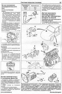 Книга по ремонту Мазда ВТ-50