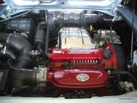 "The fourth-generation 3S-GE, also known as the BEAMS 3S-GE or ""Red Top"" began production in 1997. The first version was equipped with VVT-i and produced 200 PS (147 kW; 197 hp) at 7,000 rpm when coupled to a manual transmission. The automatic version produced 190 PS (140 kW; 187 bhp) at 7000 rpm, this is believed to be an ECU restriction implemented by Toyota due to gearbox limitations. It was available in a few models sold only in Japan - the MR2 G and G-Limited, the Celica ST202 SS-II and SS-III and the Caldina. BEAMS is an acronym which stands for Breakthrough Engine with Advanced Mechanism System.The ""Grey Top"" BEAMS 3S-GE was an available engine option in the RAV4 and Caldina GT in Japan. Even though the valve cover on this engine is black, it is referred to as ""Grey Top"" due to the grey intake plenum, to differentiate it from the Dual-VVTi ""Black Top"" in the Altezza. Power output is 180 PS (132 kW; 178 hp) at 6,600 rpm in the RAV4 and 190 PS (140 kW; 187 hp) in the Caldina GT."