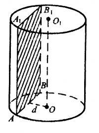 пусть h 12 см r 10 см аа 1 в 1 в квадрат