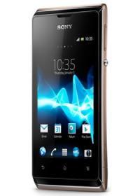 Характеристики Sony Xperia E dual