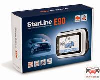 http://pnzavto.ru/starline-%D0%B590-gsm Cигнализация с дистанционным запуском StarLine Е90 GSM (2CAN SLAVE-опция, диалоговый код, брелок с обратной связью с ЖКИ - опция SLAVE, доп. брелок с обратной связью, центральный блок c интегрированным GSM-модулем, модуль приемопередатчика с интегрированными датчиками удара и наклона, светодиод, сервисная кнопка, комплект проводов, инструкция по установке, инструкция по эксплуатации, SIM-карта).