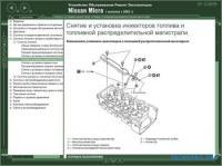 Устройство, обслуживание, ремонт и эксплуатация Nissan Micra с 2002 г.в.
