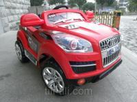 Детский электромобиль Audi Q7 HL128 Ауди красный