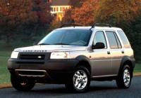 Land Rover Freelander 2001-2004 годы - руководство по ...