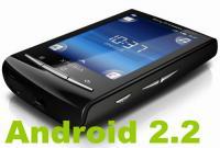 телефонов Xperia X10 mini,
