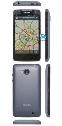 Обзор UMTS/GSM-телефона Philips Xenium W732