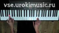 Ноты для фортепиано современных песен ...