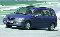 ... Mazda Premacy 1999-2005 годов выпуска, модели 2WD и