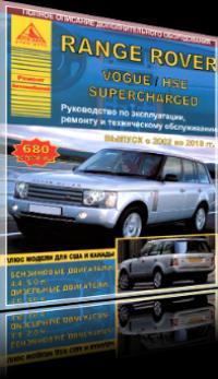 ... по ремонту Range Rover - Land Rover Auto Club