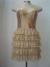 Файл: Вязаные мини юбки крючком схемы