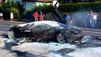 прошло и двух месяцев как Lamborghini Murcielago ...