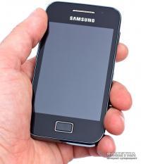 Руководство пользователя Samsung Galaxy Ace GT ...