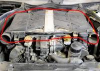 ремонт и обслуживание w211