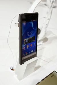 Новый флагман компании Sony — Sony Xperia Z2