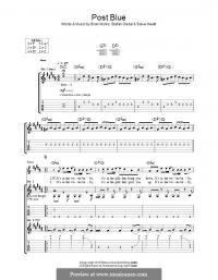 placebo ноты для фортепиано