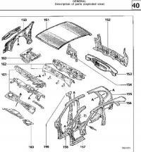 Renault Megan Scenic-1995. Service manual.