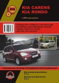 ... по ремонту и эксплуатации Kia Carens / Kia