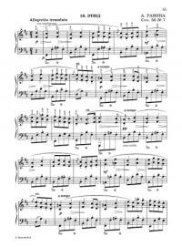 Избранные этюды для фортепиано ...