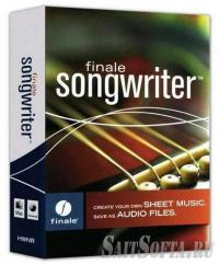 Скачать MakeMusic Finale SongWriter v 2012.0.4.3 R3