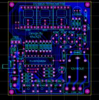 "Thermometer-Circuits-proteus-ares "" مایکرو دیزاینر ..."
