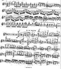 ноты для скрипки вивальди лето