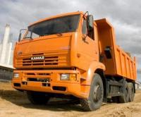КАМАЗ 6522: самосвал для русского ...