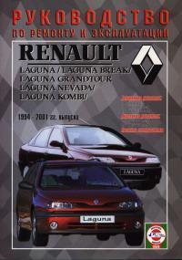 Книга по ремонту Renault