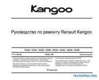 Руководство по ремонту Renault