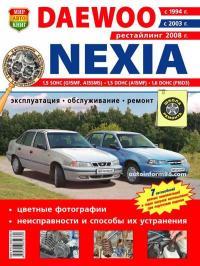 Главная » Daewoo » Daewoo Nexia » Инструкция по ...