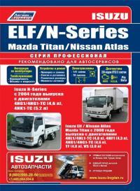 isuzu elf n series mazda titan nissan atlas модели 2wd 4wd isuzu ...