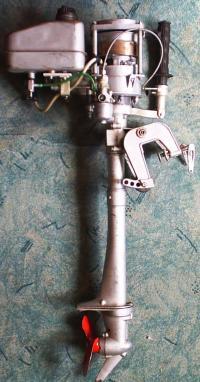 Кама (лодочный мотор) » motorka.org