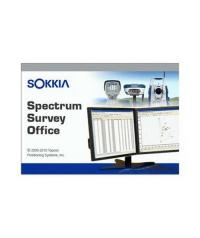 Sokkia Spectrum Survey Office TS Software 39-090003-01