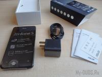 ASUS Zenfone 5 (2 GB, 16 GB, Intel Atom Z2580) – мощный ...