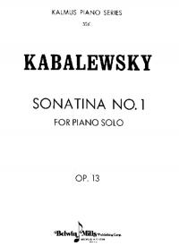 Kabalevsky - Piano Sonatina No.1 in C Major Op.13-1 下载