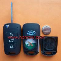 Hyundai IX35 3 button 433mhz